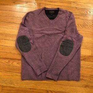 Black Brown 1826 wool sweater